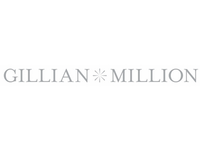 Emily & Jo with Gillian Million Logo