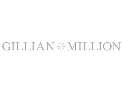 Emily & Jo with Gillian Million Logo
