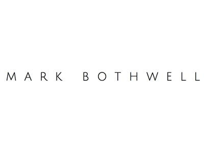 Emily & Jo with Mark Bothwell Logo