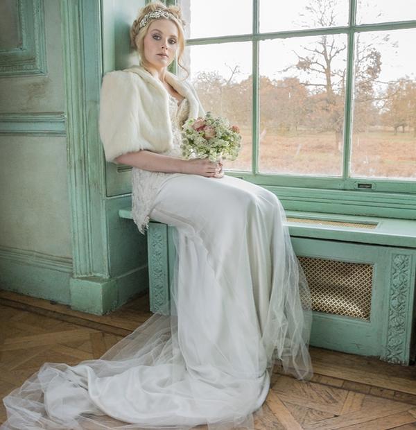 Emily & Jo Love Gillian Million Designer Wedding Accessories