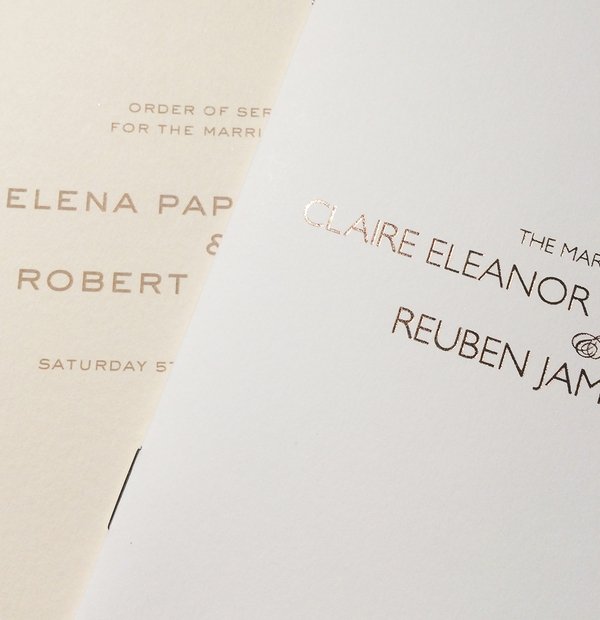 Wedding Invites & Wording Inspiration - the wedding invites