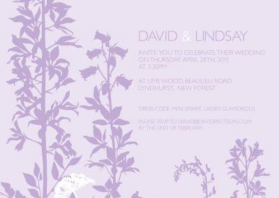 A5 INVITE_lilac