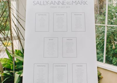 Sally-Ann & Mark's wedding at Syon Park