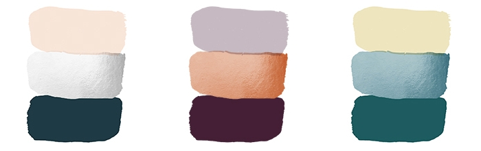 Colour predictions for 2018